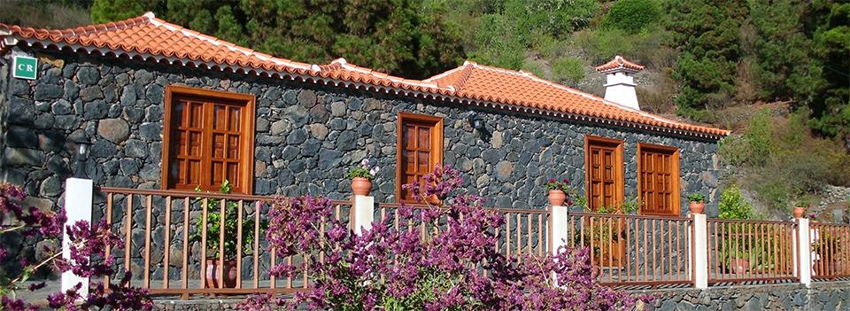 Una acogedora casa rural en plena naturaleza